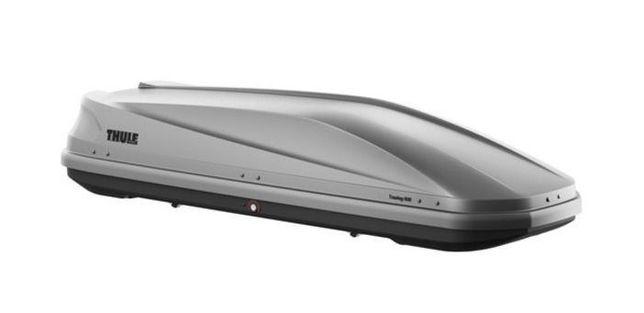 Бокс багажник на крышу авто Thule Touring 600 серый матовый б/у