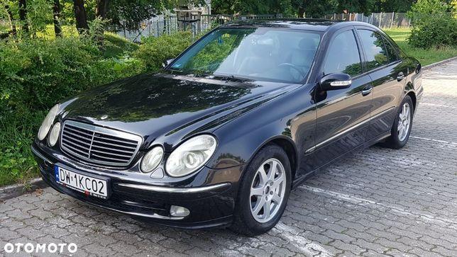 Mercedes-Benz Klasa E 3,2 CDI