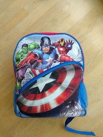 Рюкзак мягкий для мальчика