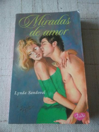 """książka Mirsndas de Amor"""" Lynda Sandoval hiszpan"""