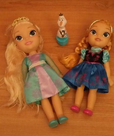 Elsa, Ana e Olaf (Frozen)