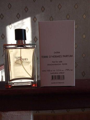 Новые! Мужские духи Hermes Terre d'Hermes парфюм, 100 мл