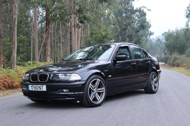 BMW E46 320d sedan