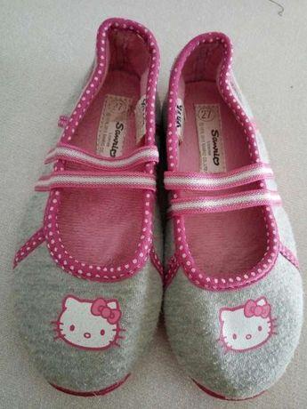 Sapatos Hello Kitty: TAM 27