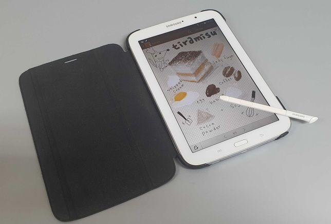 Tablet Samsung Galaxy Note 8.0 WiFi 16GB White