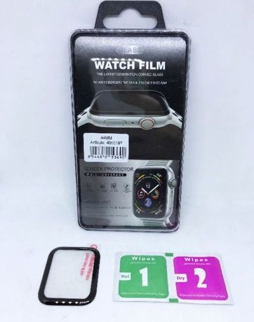 película de vidro 3D para Apple Watch 40mm
