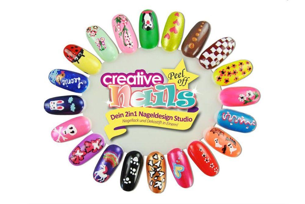 Детский лак-карандаш для ногтей Malinos Creative Nails Киев - изображение 1