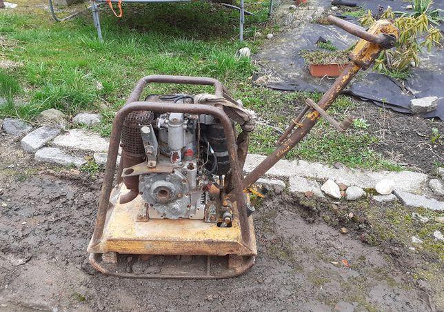 zagęszczarka Wacker 190 kg , rewers , diesel