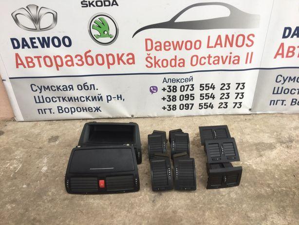 Дефлектор, задний, подлокотника, Skoda Octavia A5