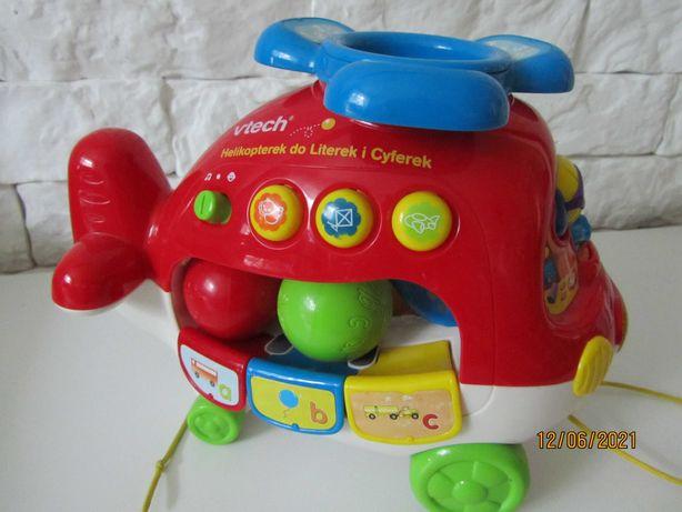 Музыкальная игрушка Обучающий вертолет VTech