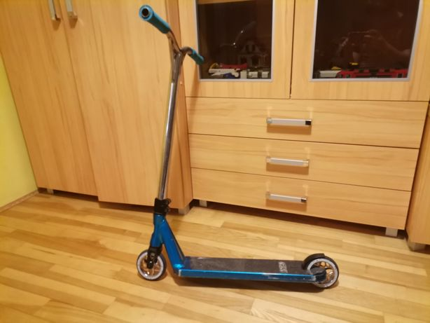 Hulajnoga scooter build używana miesiąc