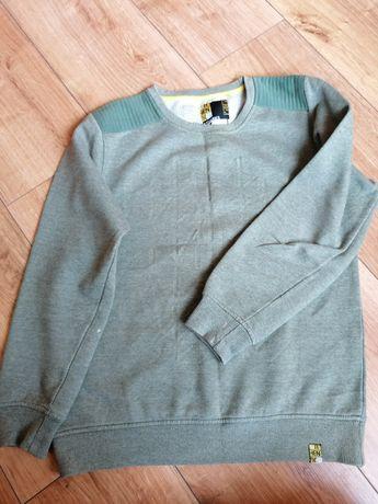 Bluza w kolorze khaki
