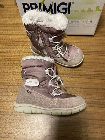 Зимние сапоги ботинки Primigi(ecco geox