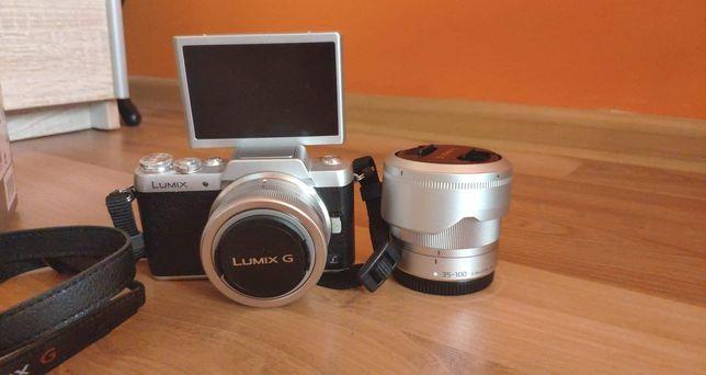 Aparat fotograficzny LUMIX G DMC-GF7K