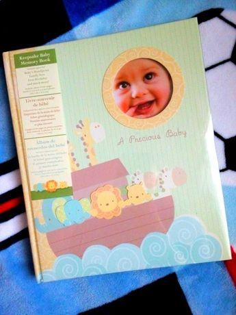 Детский альбом для фото и записей