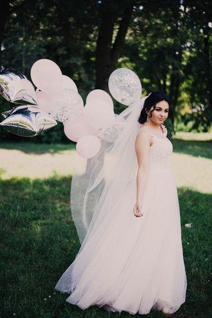 Весільна сукня дизайнерська