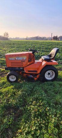 Kosiarka traktorek kubota diesel