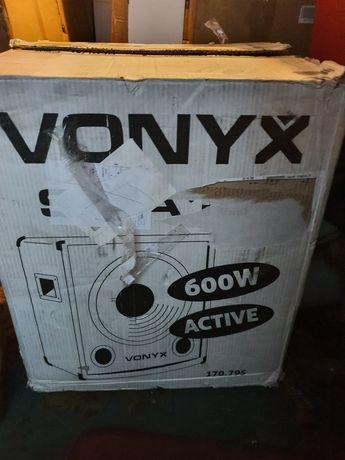 Kolumna estradowa subwoofer aktywny VONYX SMA15 600w