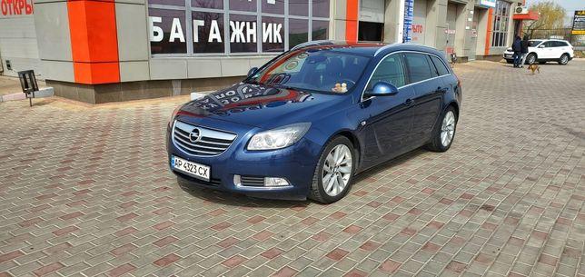Opel Insignia Cosmo - в родной краске