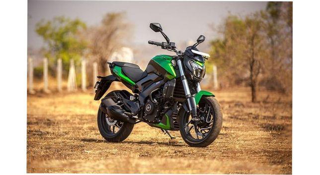 Топ продаж Мотоцикл BAJAJ DOMINAR 400 мото с первых рук