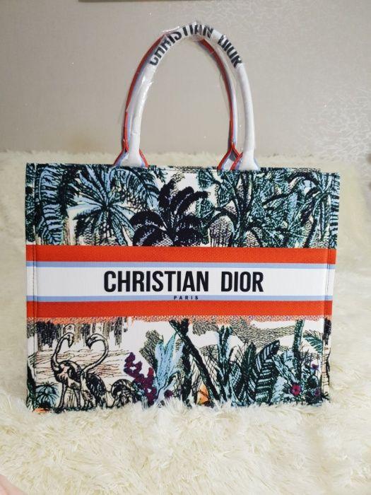 Женская сумка Christian Dior шоппер кристиан диор , Tote book Одесса - изображение 1
