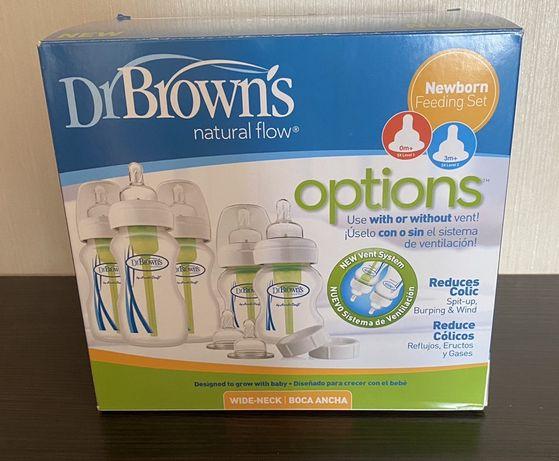 Набор бутылочек Options 12 предметов - Dr. Brown's
