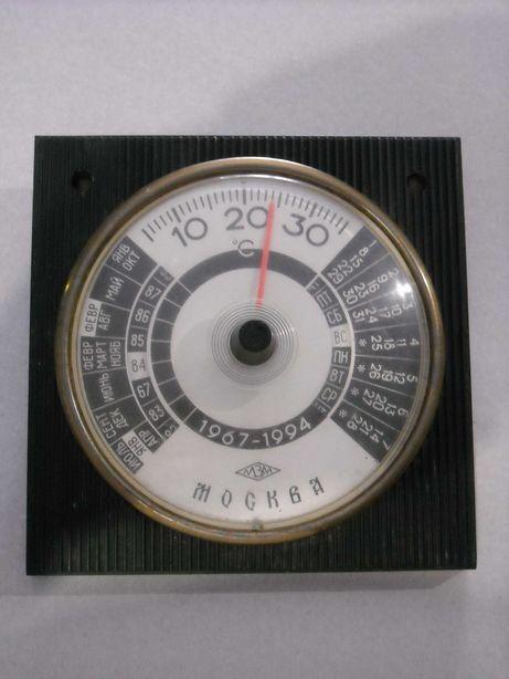 Термометр - календарь СССР