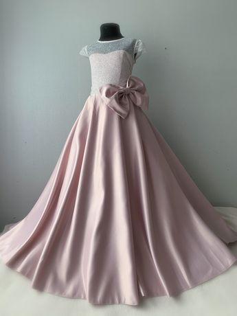 Платье для девочки 4 класс