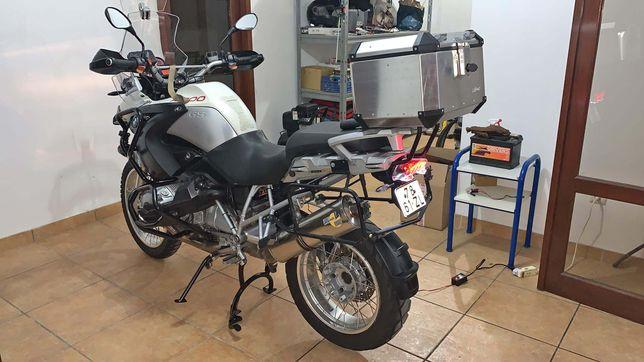 Bmw 1200 GS + malas laterais