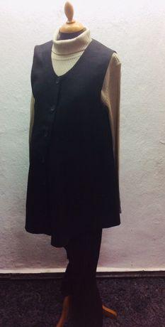 Komplet ciążowy spodnie i tunika rozmiar M nowy Ma-ma