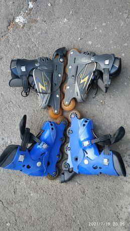 Роликовые коньки Roces