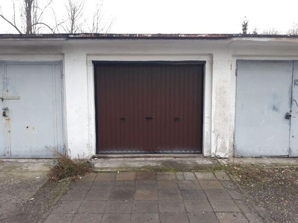 Garaż Katowice ul. Kopalniana