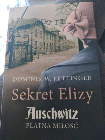 Sekret Elizy płatna miłość auschwitz