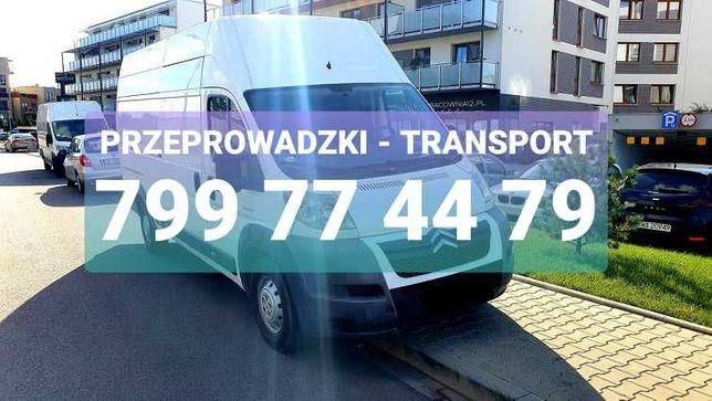 Przeprowadzki, Transport, Przewóz Rzeczy, Taxi Bagażowe,