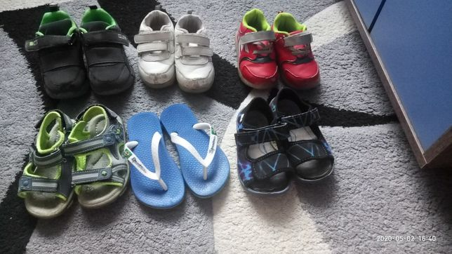 Обувь на мальчика пакет 24-25 размер