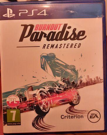 Burnout paradise ps4 pl