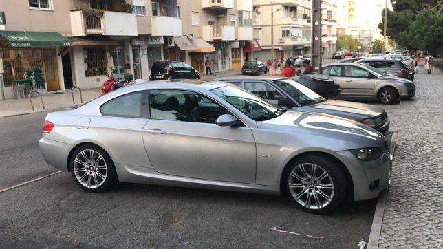 BMW e92 330d Automatico 2006 Nacional - Sem retomas