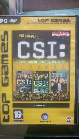 Jogos PC CSI