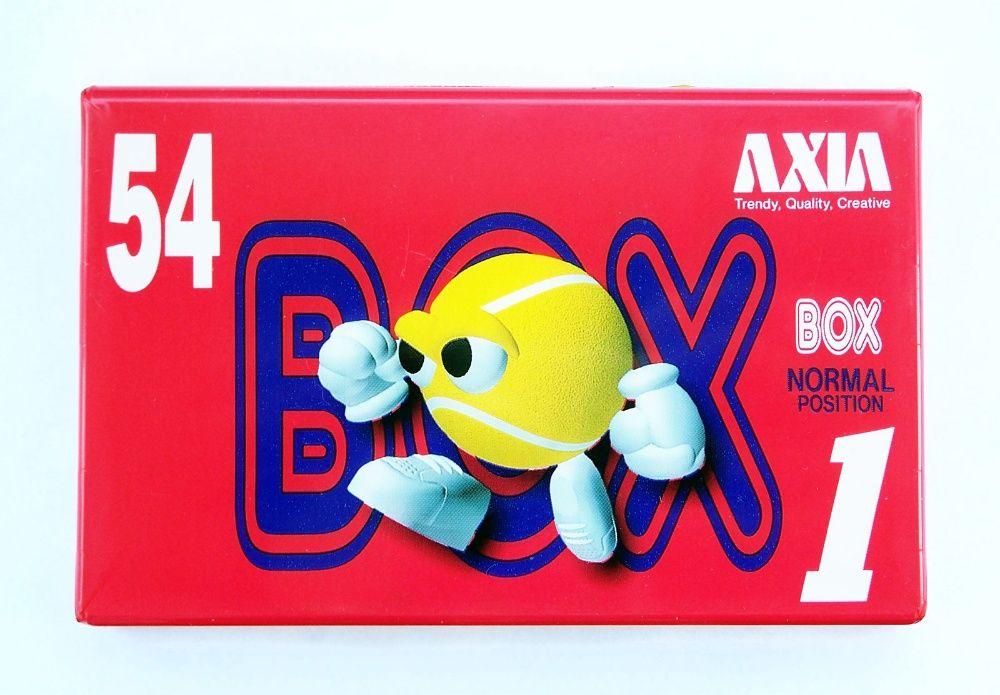 Аудиокассета AXIA BOX 1 54 Запорожье - изображение 1