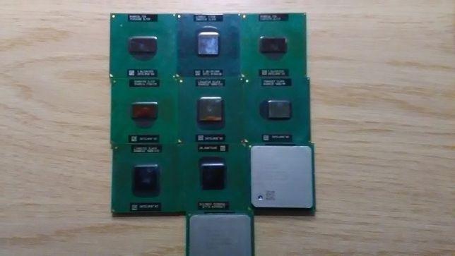 Мобильный процессор Core™2 Duo T7250, PentM 725-760, Celeron 430 BOX
