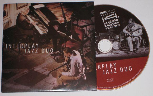 Interplay Jazz Duo - Kamil Urbański - piano, Jędrzej łaciak - bass