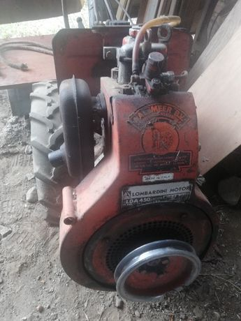 Dzik, lombardini, carraro, jednoosiowy traktorek
