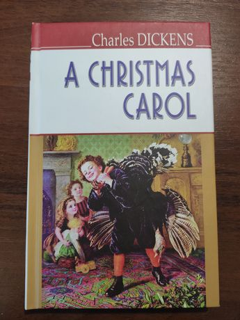 """A Christmas Carol"" Charles Dickens"