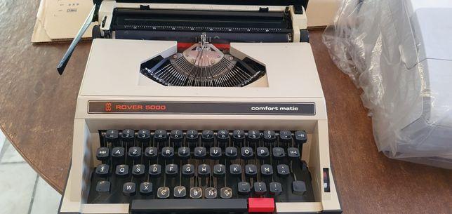 Maquina de escrever ROVER