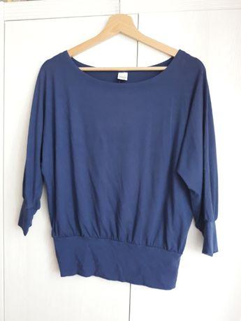 Niebieska bluzka Camaieu, r. S