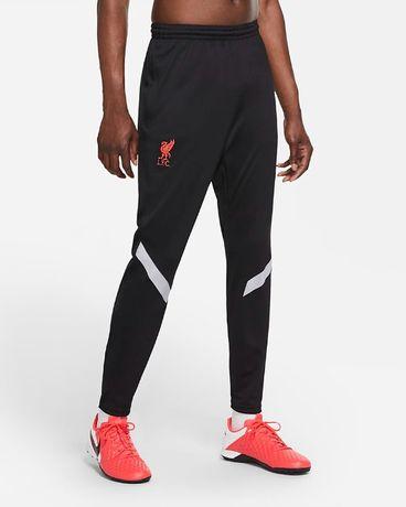 nowe spodnie dresowe Liverpool FC nike - rozmiar M