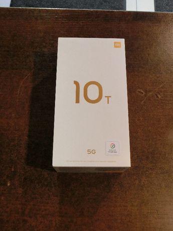 Smartfon Xiaomi Mi 10T 5G Lunar Silver 64Mpx 6/128GB Ekran 144Hz