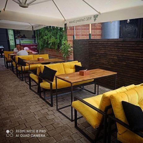 Акция Мебель Loft,диваны,столы,мебель для кальянных,баров ,кафе,