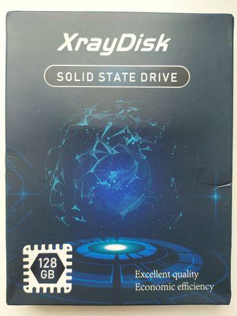SSD диск XrayDisc 128Gb ССД Диск 128ГБ