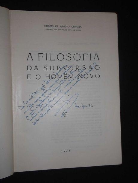 Hermes de Araújo Oliveira);A Filosofia da Subversão e o Homem Novo